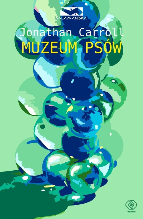 okładka Muzeum Psów, Książka | Jonathan Carroll