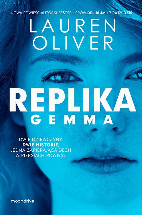 okładka Replika, Książka | Oliver Lauren