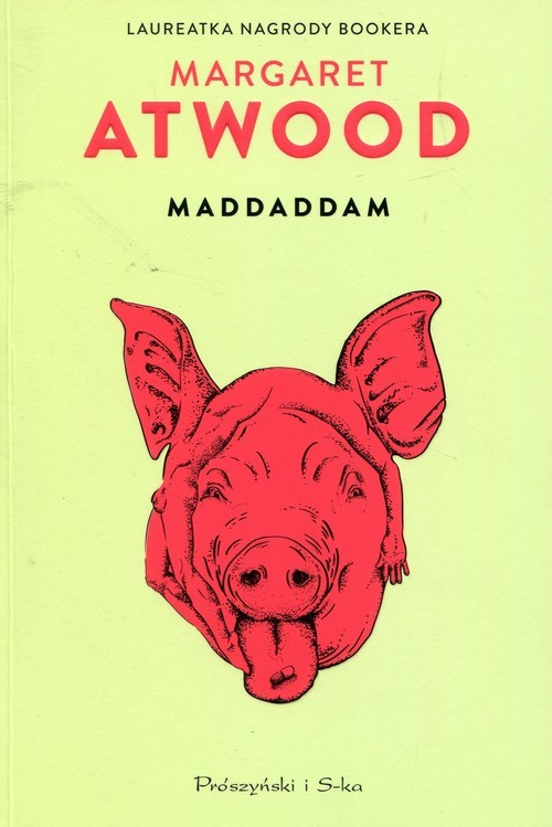 okładka Maddaddam Tom 3, Książka | Margaret Atwood