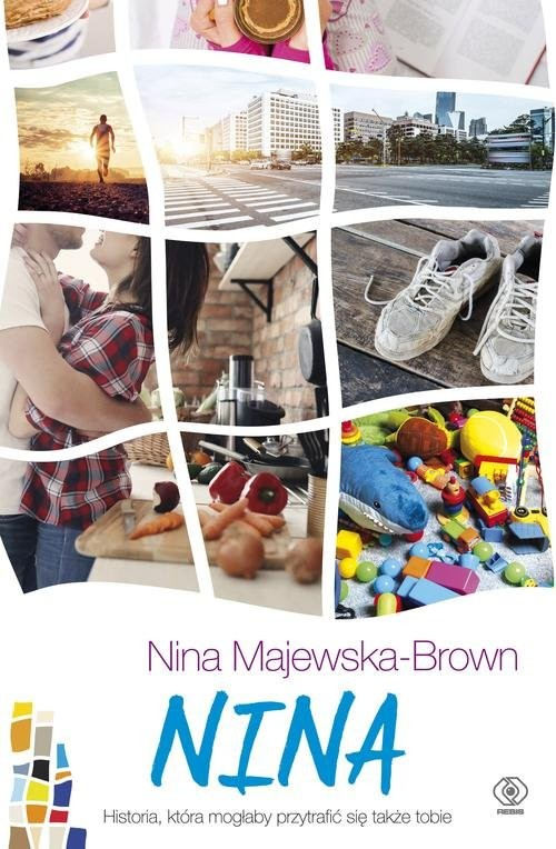 okładka Nina, Książka | Majewska-Brown Nina