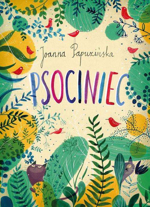 okładka Psociniec, Książka | Papuzińska Joanna