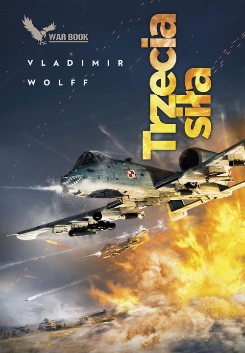 okładka Armagedon 3 Trzecia siła, Książka | Vladimir Wolff