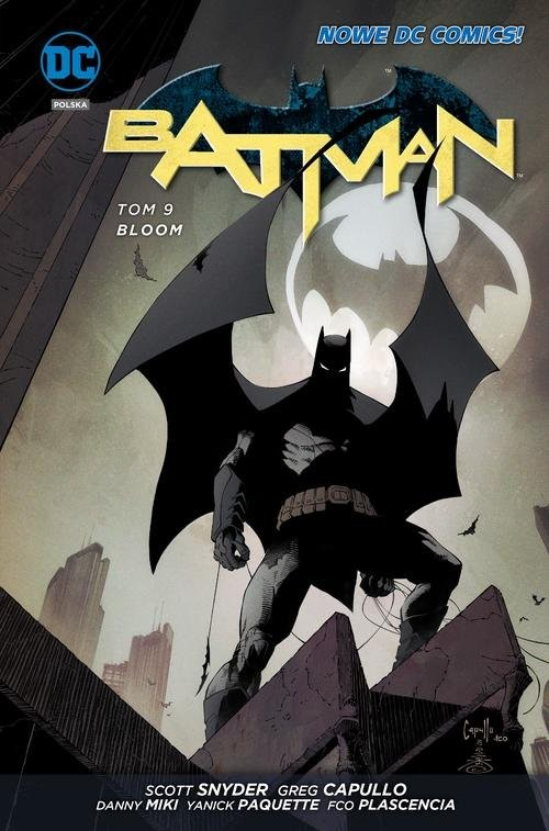 okładka Batman Tom 9 Bloom, Książka | Scott Snyder, James Tynion IV, Greg Capullo, M