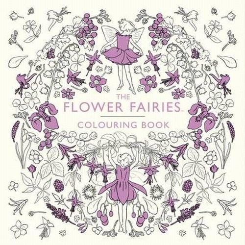 okładka The Flower Fairies Colouring Book, Książka | Cicely Mary Baker
