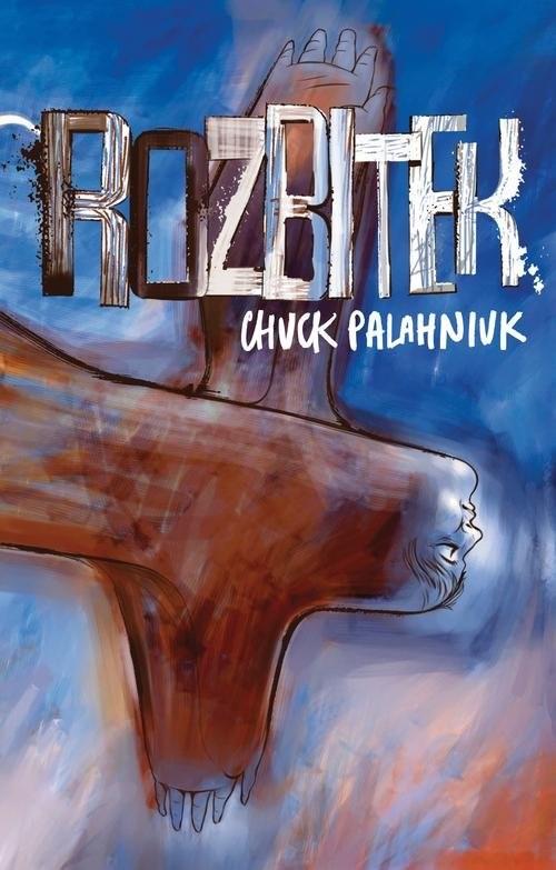 okładka Rozbitek, Książka | Palahniuk Chuck