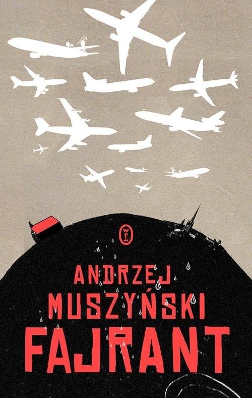 okładka Fajrant, Książka | Muszyński Andrzej