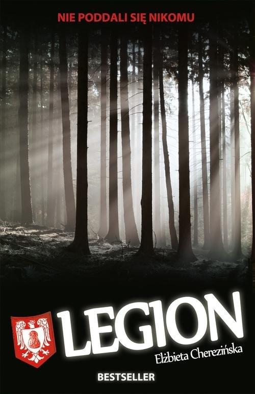 okładka Legion, Książka | Cherezińska Elżbieta