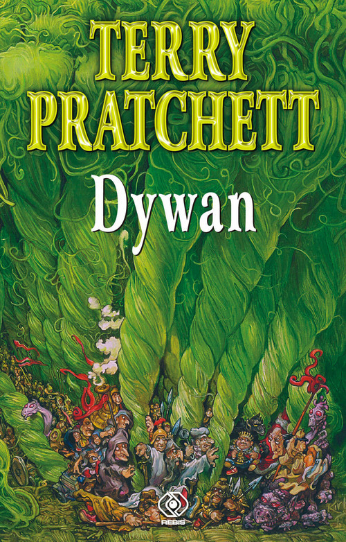 okładka Dywan, Książka   Terry Pratchett