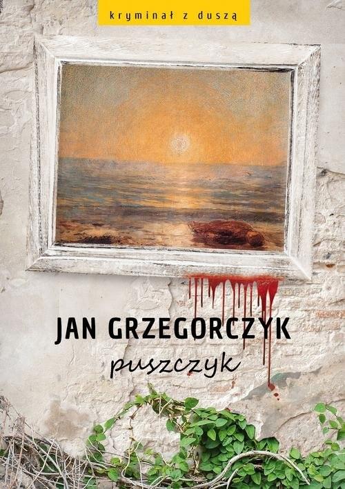 okładka Puszczyk, Książka | Grzegorczyk Jan