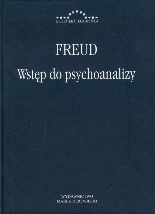 okładka Wstęp do psychoanalizy, Książka   Freud Zygmunt