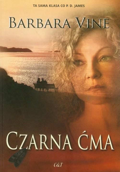 okładka Czarna ćma, Książka | Vine Barbara