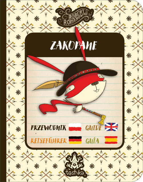 okładka Przewodnik Zakopane, Książka   Romanowicz Robert