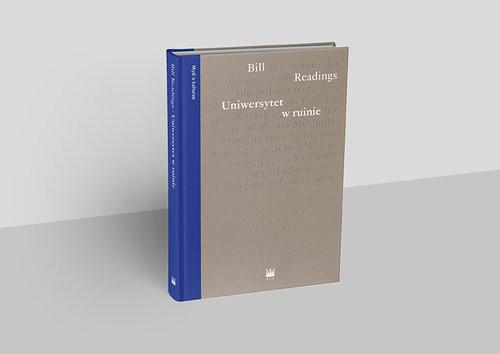 okładka Uniwersytet w ruinie, Książka | Readings Bill