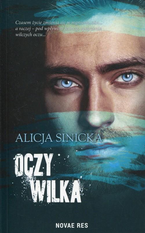 okładka Oczy wilka, Książka | Sinicka Alicja
