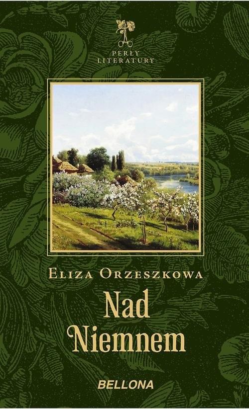 okładka Nad Niemnem, Książka | Orzeszkowa Eliza