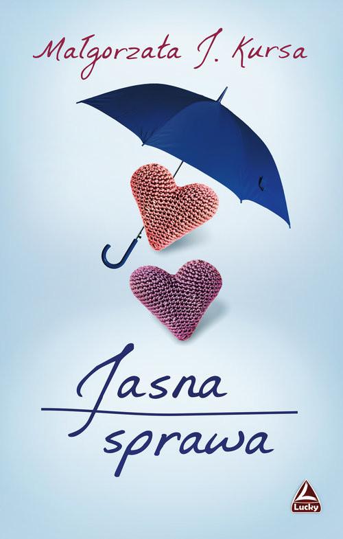 okładka Jasna sprawa, Książka | Kursa Małgorzata