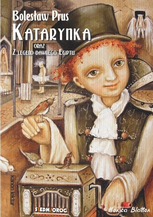 okładka Katarynka oraz Z legend dawnego Egiptu, Książka | Prus Bolesław