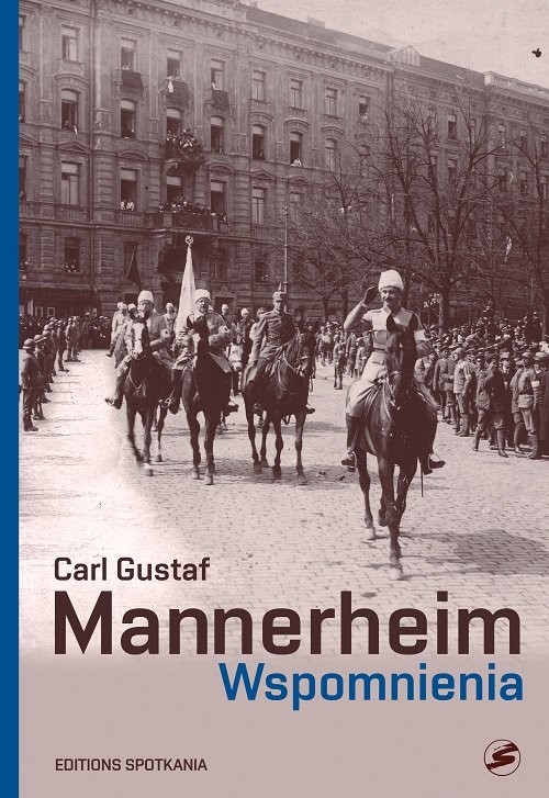 okładka Wspomnienia, Książka | Carl Gustaw Mannerheim