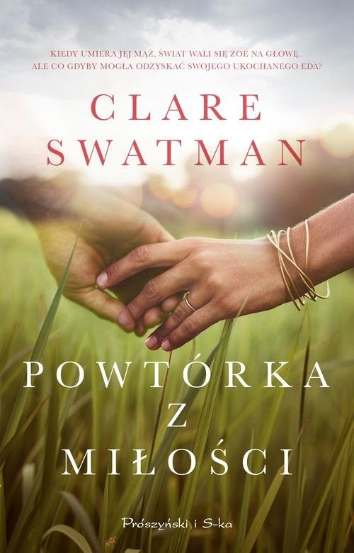 okładka Powtórka z miłości, Książka   Swatman Clare