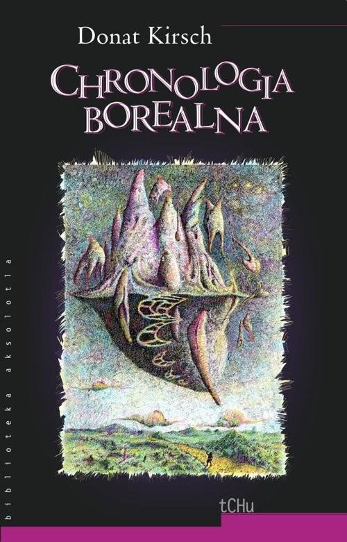 okładka Chronologia Borealna /tCHu, Książka | Kirsch Donat