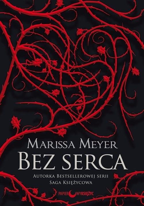 okładka Bez serca, Książka | Meyer Marissa