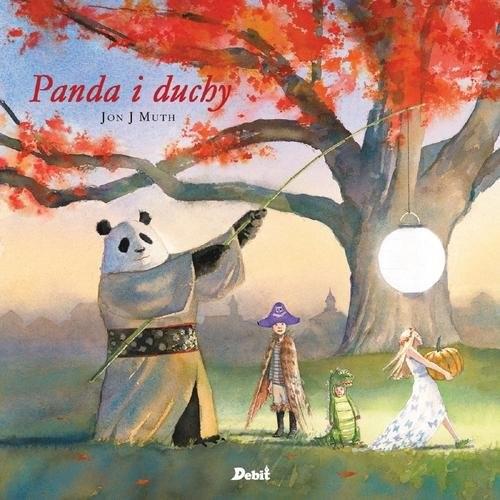 okładka Panda i duchy, Książka | Muth Jon.J