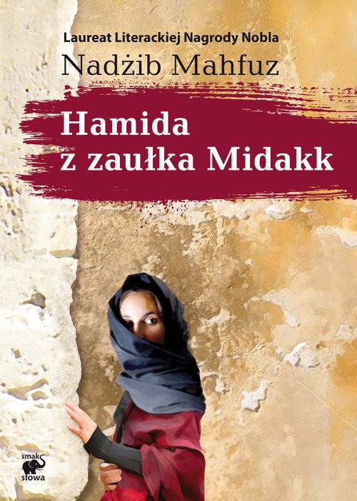 okładka Hamida z zaułka Midakk, Książka | Nadżib Mahfuz
