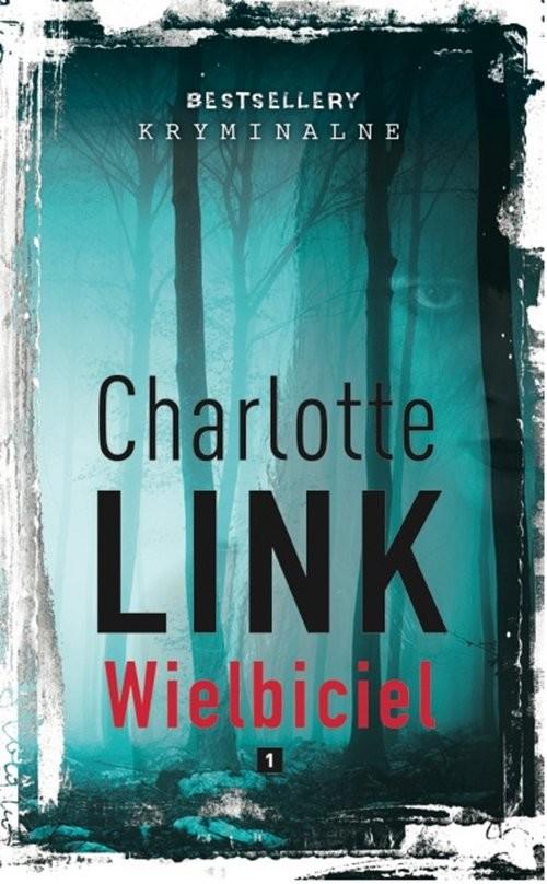 okładka Wielbiciel, Książka | Link Charlotte