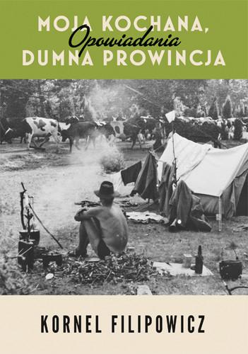 okładka Moja kochana dumna prowincja, Książka | Filipowicz Kornel