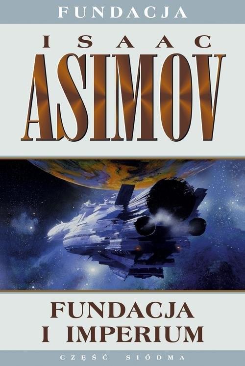 okładka Fundacja i imperium, Książka | Asimov Isaac