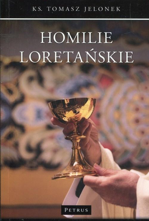 okładka Homilie Loretańskie Tom 11, Książka | Jelonek Tomasz