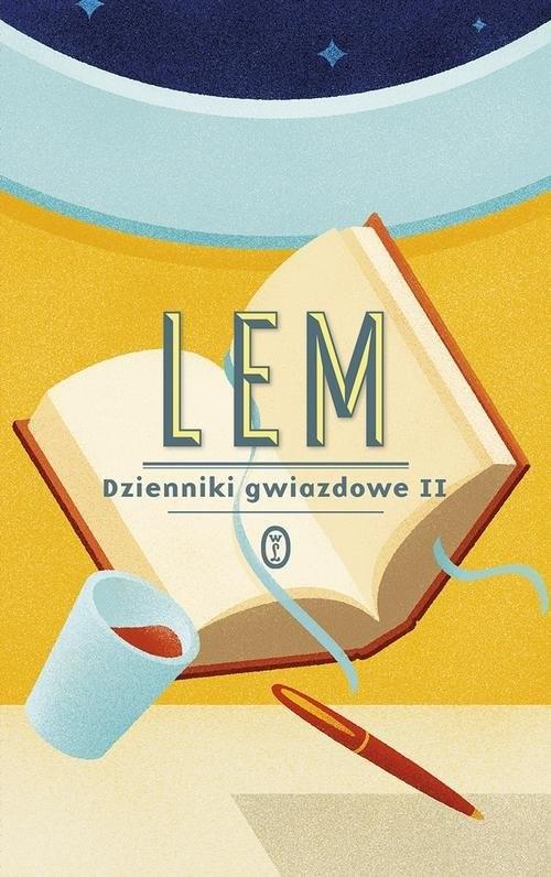 okładka Dzienniki gwiazdowe II, Książka | Lem Stanisław