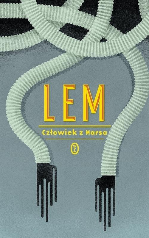 okładka Człowiek z Marsaksiążka |  | Lem Stanisław