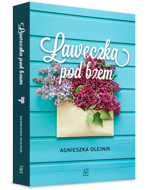 okładka Ławeczka pod bzem, Książka | Olejnik Agnieszka