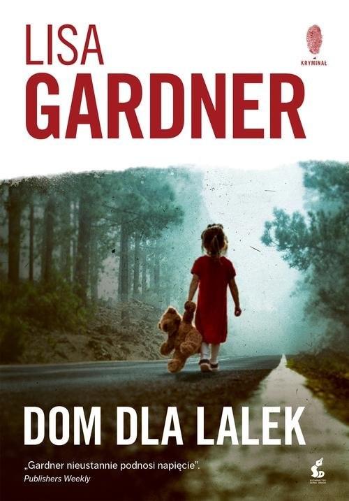 okładka Dom dla lalek, Książka | Gardner Lisa