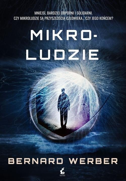 okładka Mikroludzie, Książka | Werber Bernard