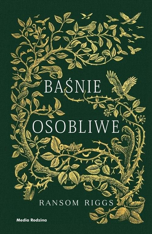 okładka Baśnie osobliwe, Książka | Riggs Ransom