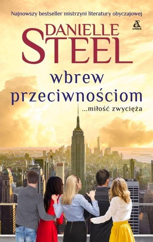okładka Wbrew przeciwnościom, Książka | Danielle Steel
