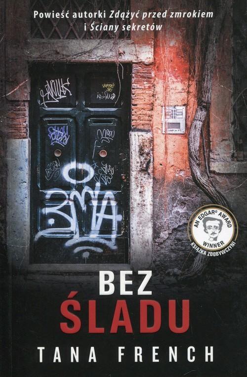 okładka Bez śladu, Książka | French Tana