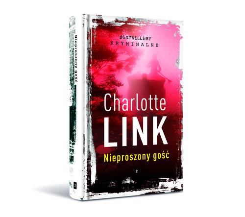 okładka Nieproszony gość, Książka | Link Charlotte