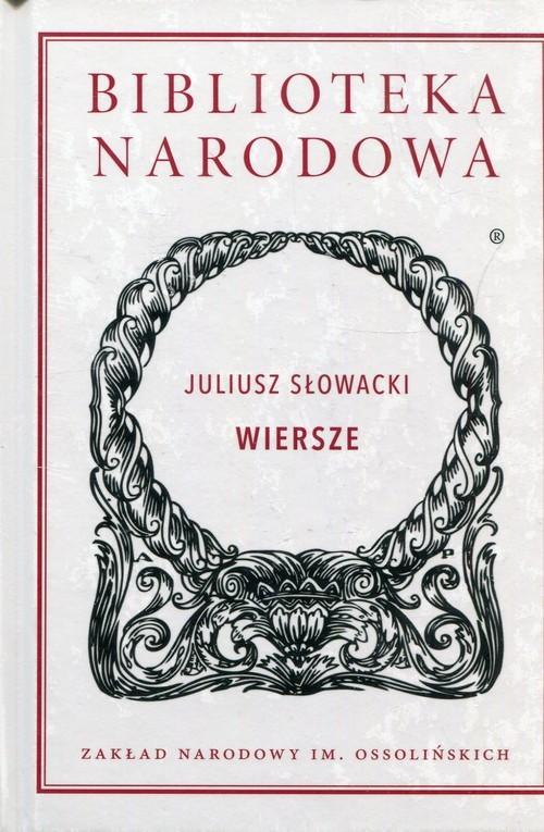 okładka Wierszeksiążka |  | Juliusz Słowacki