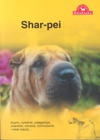 okładka Shar Pei, Książka   Dieren Over