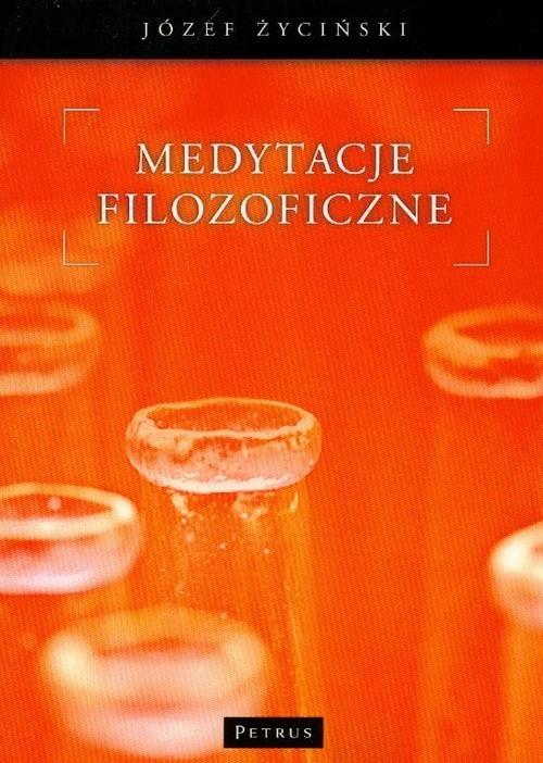 okładka Medytacje filozoficzne, Książka | Życiński Józef
