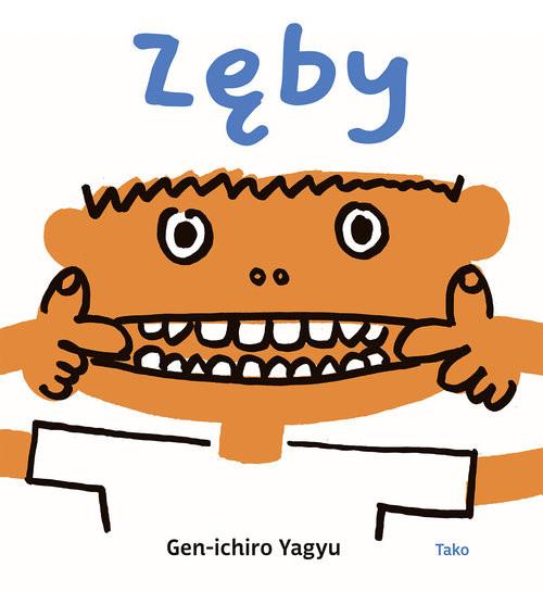 okładka Zęby, Książka | Yagyu Gen-ichiro