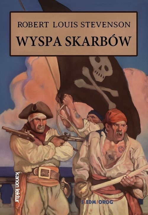 okładka Wyspa skarbów, Książka | Stevenson R.S.