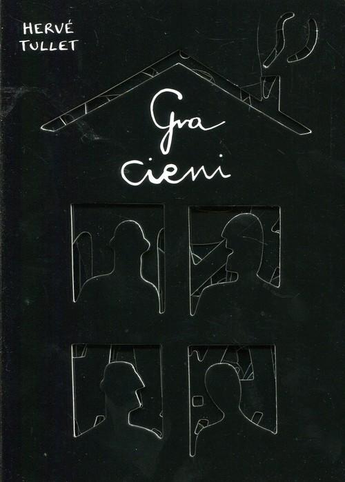 okładka Gra cieni, Książka | Tullet Herve