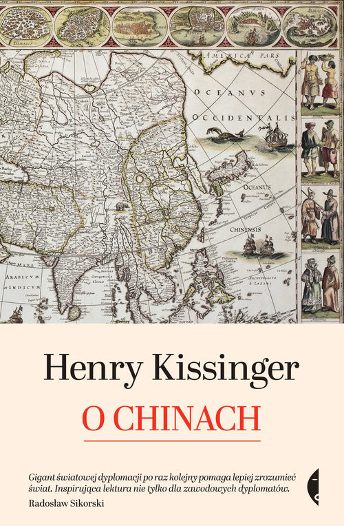okładka O Chinachksiążka |  | Henry Kissinger