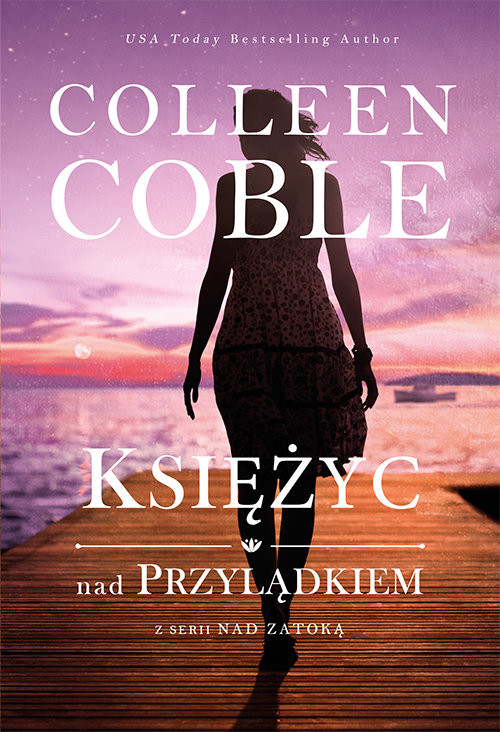 okładka Księżyc nad przylądkiem Nad zatoką 2, Książka | Coble Colleen