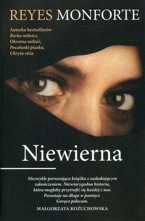 okładka Niewiernaksiążka |  | Reyes  Monforte