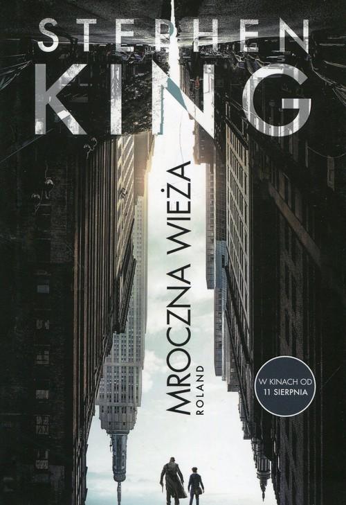 okładka Mroczna Wieża Tom 1 Rolandksiążka |  | Stephen King